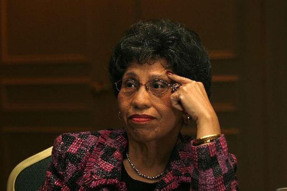 Linda Chavez-Thompson: Activist and labor organizer, former national AFL-CIO executive vice president.