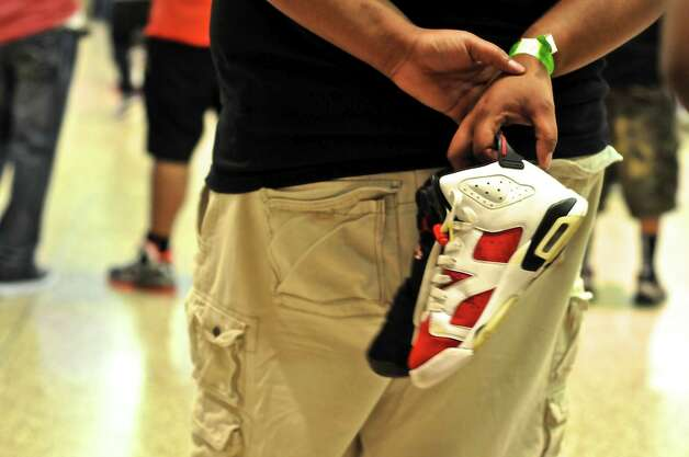 Sunday's Sneaker Palooza, Volume 3 Photo: Xelina Flores-Chasnoff