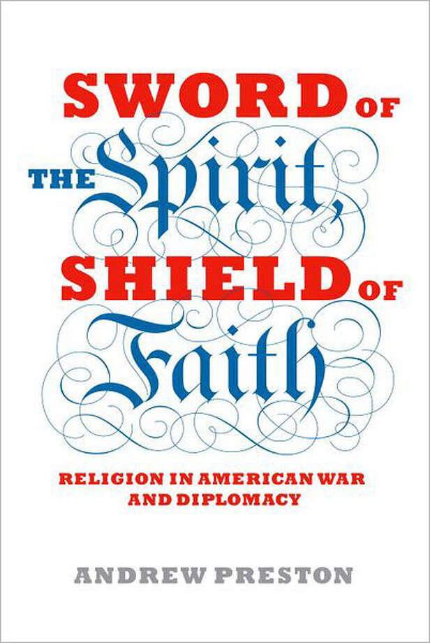 """Sword of the Spirit; Shield of Faith"" by Andrew Preston Photo: Andrew Preston"