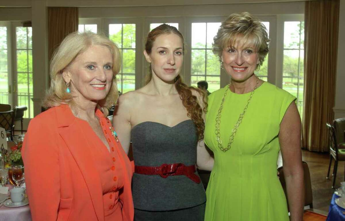 Denise Monteleone, from left, Lyn Devon and Dr. Veronica Selinko-Curran