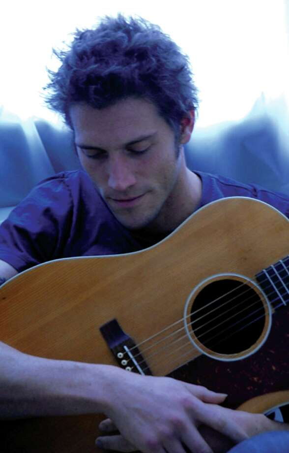 Ben Taylor, son of Carly Simon and James Taylor, will perform a benefit concert for The Kennedy Center Autism Project on Saturday, March 24 at the Quick Center for the Arts at Fairfield University. Photo: Contributed Photo