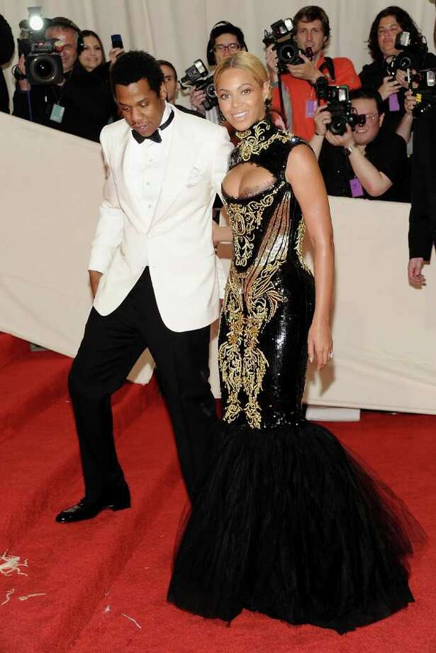 Best: Beyonce and Jay-Z Photo: Evan Agostini / AP2011