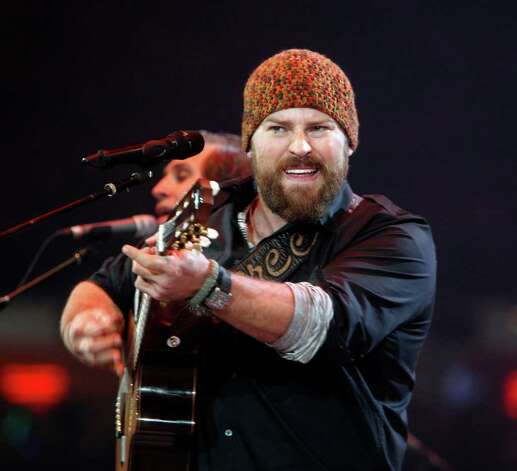Feb. 28 -- Zac Brown Band Photo: James Nielsen, Chronicle / © 2012 Houston Chronicle