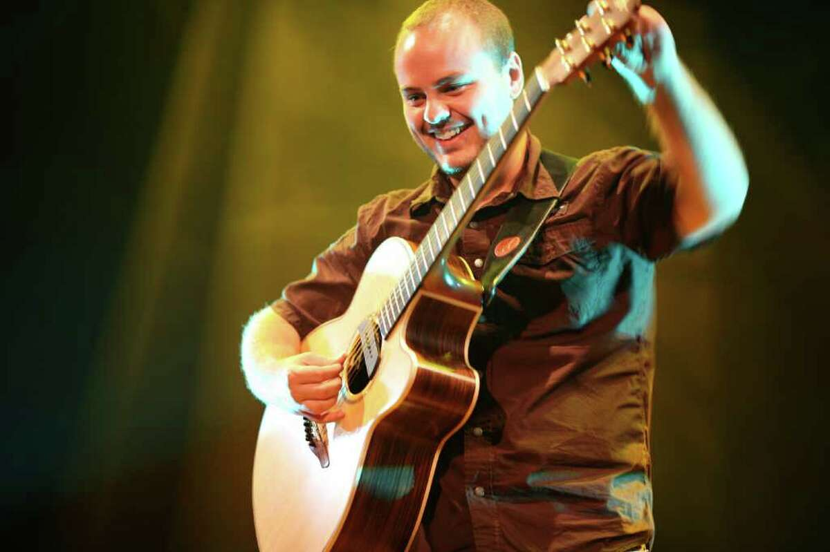 Guitarist Andy McKee is one of the most viewed musicians on YouTube.