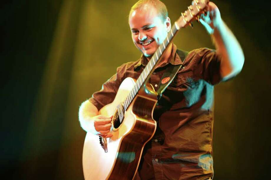 Guitarist Andy McKee is one of the most viewed musicians on YouTube. Photo: Christine Porubsky/courtesy