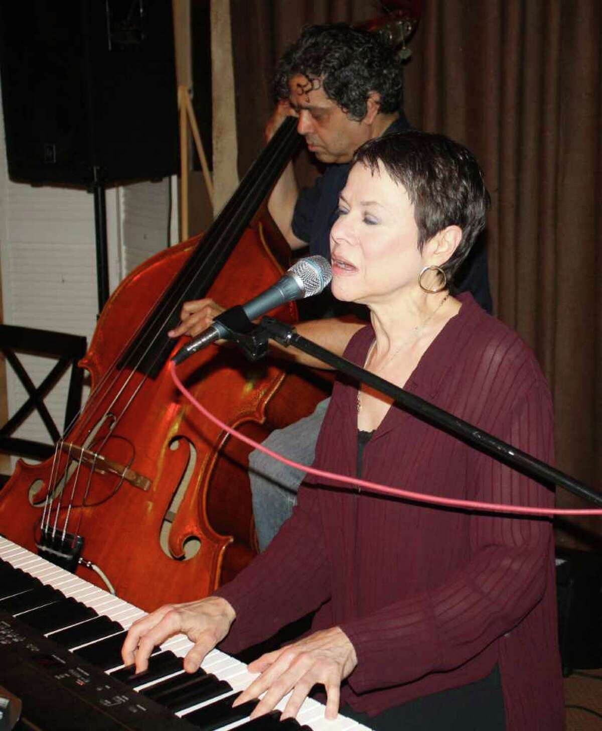 Bett Butler and Joel Dilley bring Alamo City jazz to the South by Southwest festival.