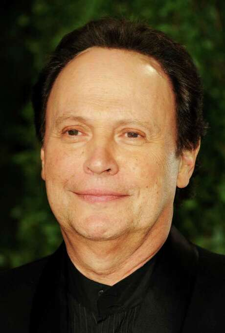 Comic Billy Crystal is 64. Photo: Pascal Le Segretain, Getty Images / 2012 Getty Images