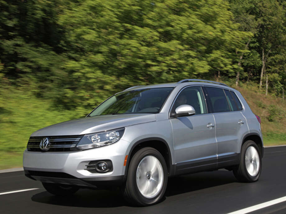 Model: Volkswagen TiguanClaims rate: 0.371 per 1,000 vehicle yearsSource: The Street