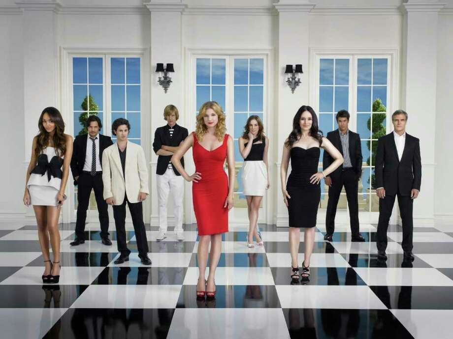 REVENGE. Is it any wonder the ABC series is one of this season's biggest hits? It has all the makings of a classic soap — money, lust, murder, secret identities, beautiful clothes, mean-but-in-a-fun-way dialogue and, of course, revenge. The network can label it a drama, but we love the show for what it really is — a telenovela. Photo: Bob D'Amico, ABC / © 2011 American Broadcasting Companies, Inc. All rights reserved.