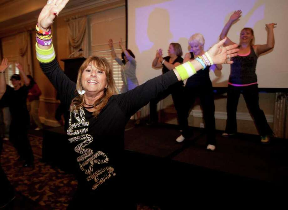 Were you SEEN at Western Connecticut Health Network's Spirit of Women Day of Dance that was conducted on Saturday, March 3, 2012 at the Ethan Allen Inn?  More than 200 women attended the event dedicated to the health and well-being of women and their families Photo: Wendy Carlson / News Times contributed