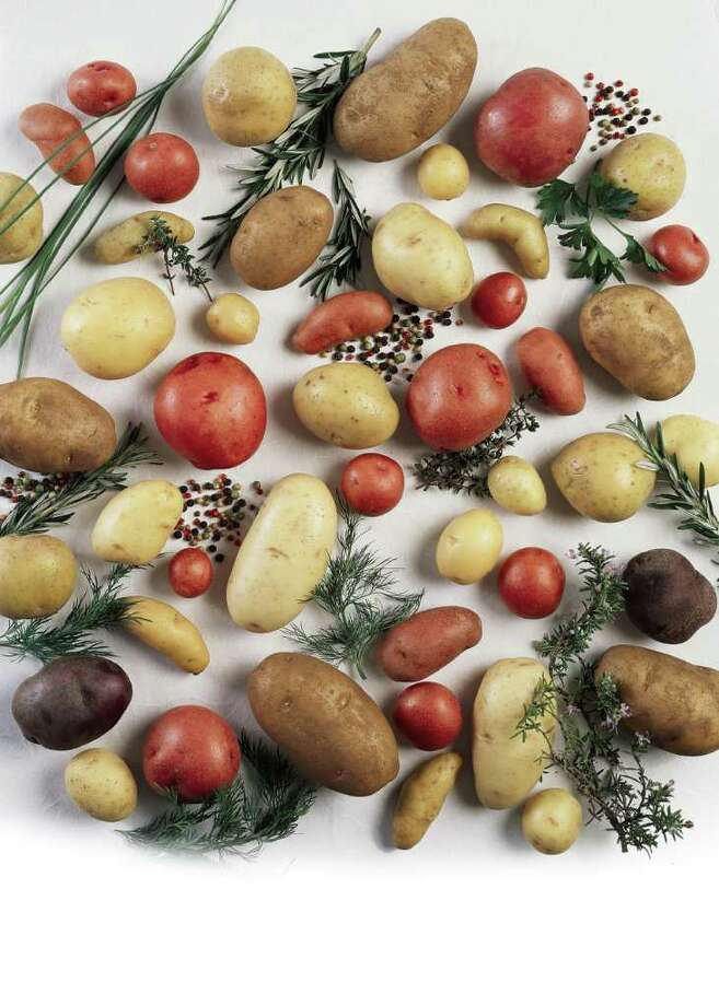Photo of a variety of potatoes. Photo: Courtesy Photo