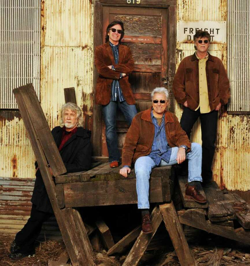 """Nitty Gritty Dirt Band, the iconic country rock/American roots group that gave us """"Mr. Bojangles,"""" will be in concert at The Ridgefield Playhouse on Friday, March 16, at 8 p.m. Photo: Contributed Photo"""