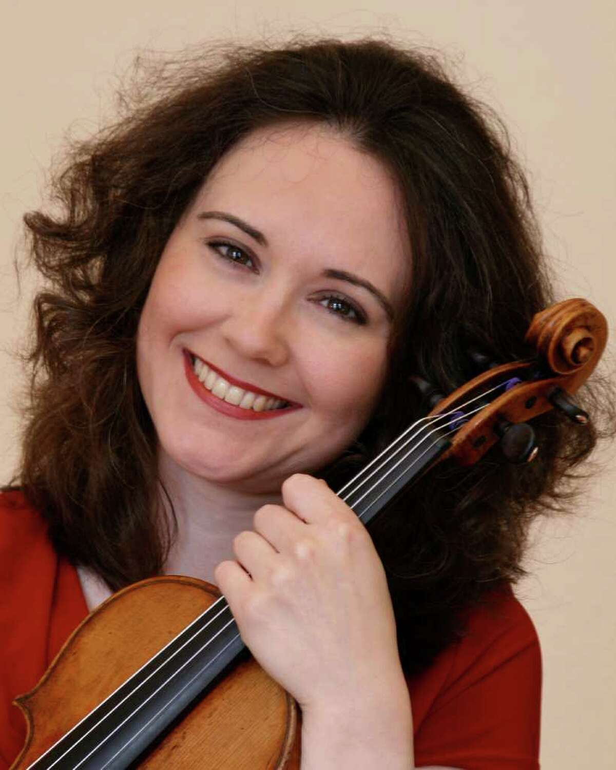 Violinist Judith Ingolfsson will perform two selections, Alban Berg's 'Violin Concerto,' and Saint-Saens 'Introduction and Rondo Capriccioso,' during two concerts with the Greenwich Symphony Orchestra, March 17 and 18. For more information on times and ticket prices, call 203-869-2664 or visit www.greenwichsym.org.