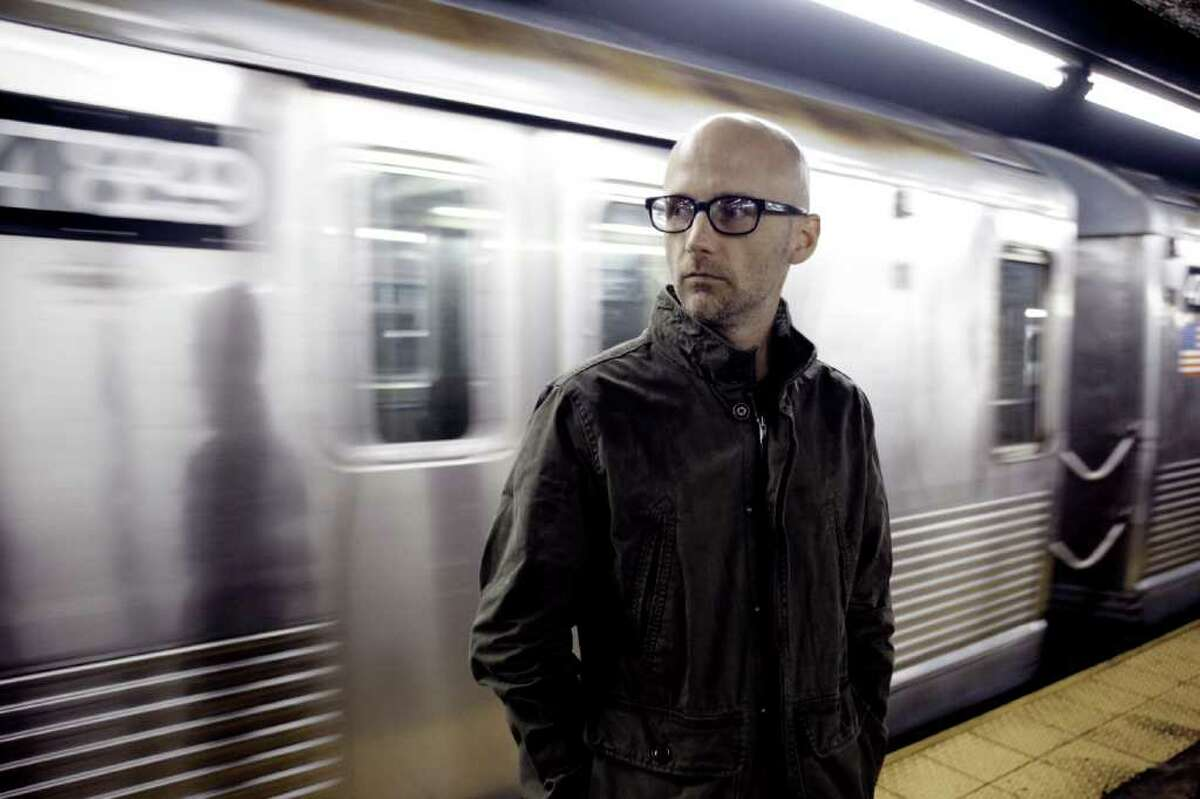 Singer, songwriter and DJ Moby, grew up in Connecticut.