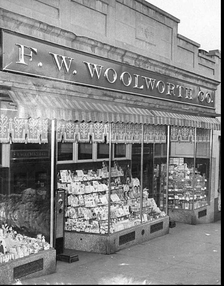 ...you remember Woolworth. Photo: Greenwich Time / Greenwich Time
