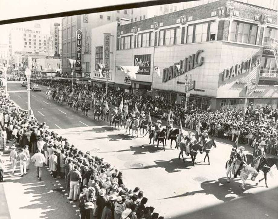 1963  (Houston Chronicle)