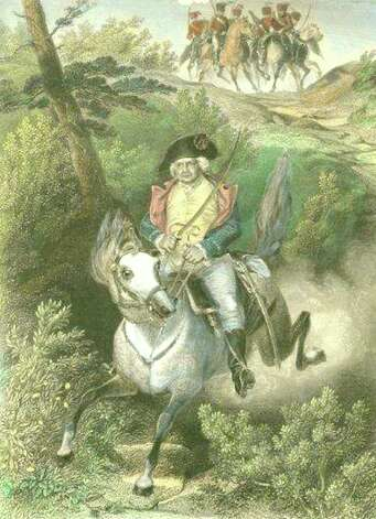 ...you can recount all the harrowing details of Israel Putnam's horse ride. Photo: Contributed Photo