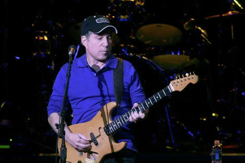 Paul Simon, shown here performing at Radio City Music Hall in 2006, is scheduled to perform at the second annual Greenwich Town Party, slated for May 26 at Roger Sherman Baldwin Park. Tickets go on sale March 15.