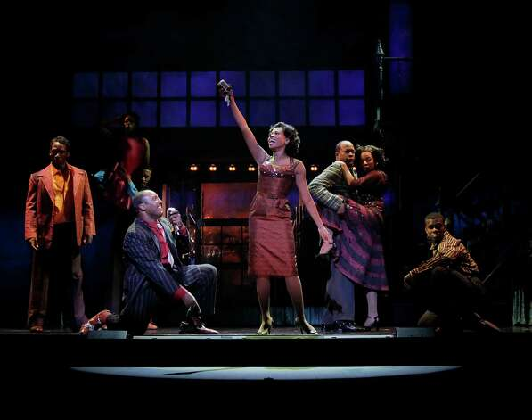 """Memphis"" is one of the musicals in the Broadway in San Antonio 2012-13 season. Courtesy Paul Kolnik.  Credit Photo: Paul Kolnik studio@paulkolnik.com nyc 212-362-7778 Photo: Paul Kolnik / © 2011 Paul Kolnik"