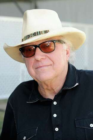 Jerry Jeff Walker performs Friday and Saturday at Gruene Hall. Frazer Harrison/Getty Images Photo: Frazer Harrison, Getty Images / 2009 Getty Images