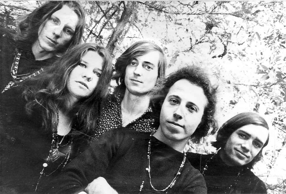 Janis Joplin with Big Brother & The Holding Company Photo: Chronicle File