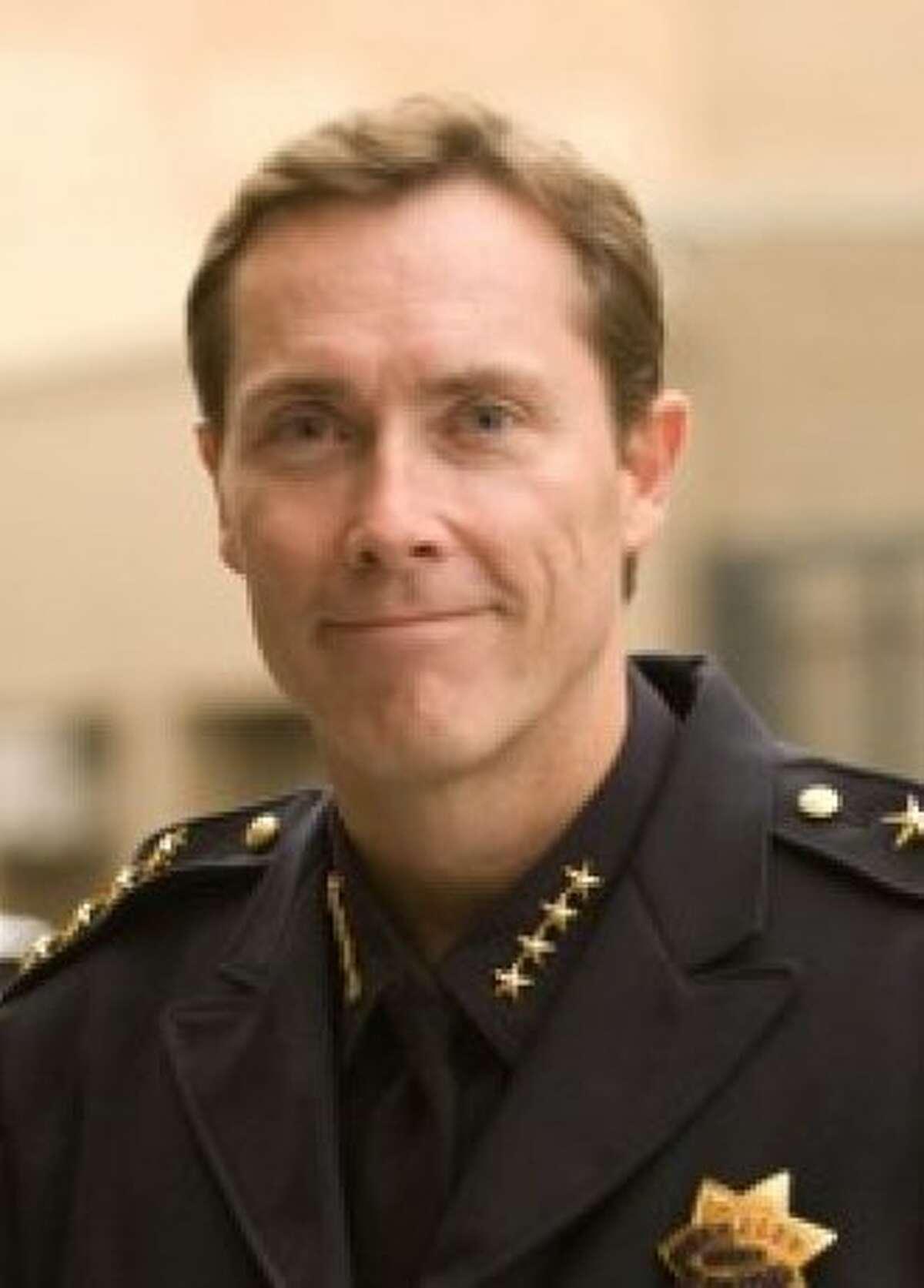 Berkeley Police Chief Michael Meehan
