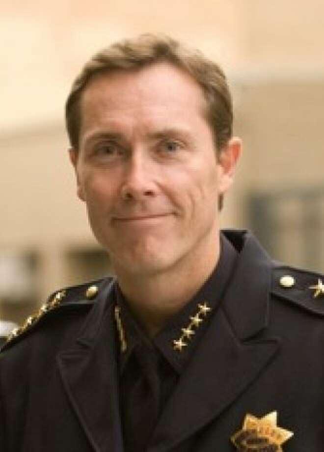 Berkeley Police Chief Michael Meehan Photo: Handout, City Of Berkeley