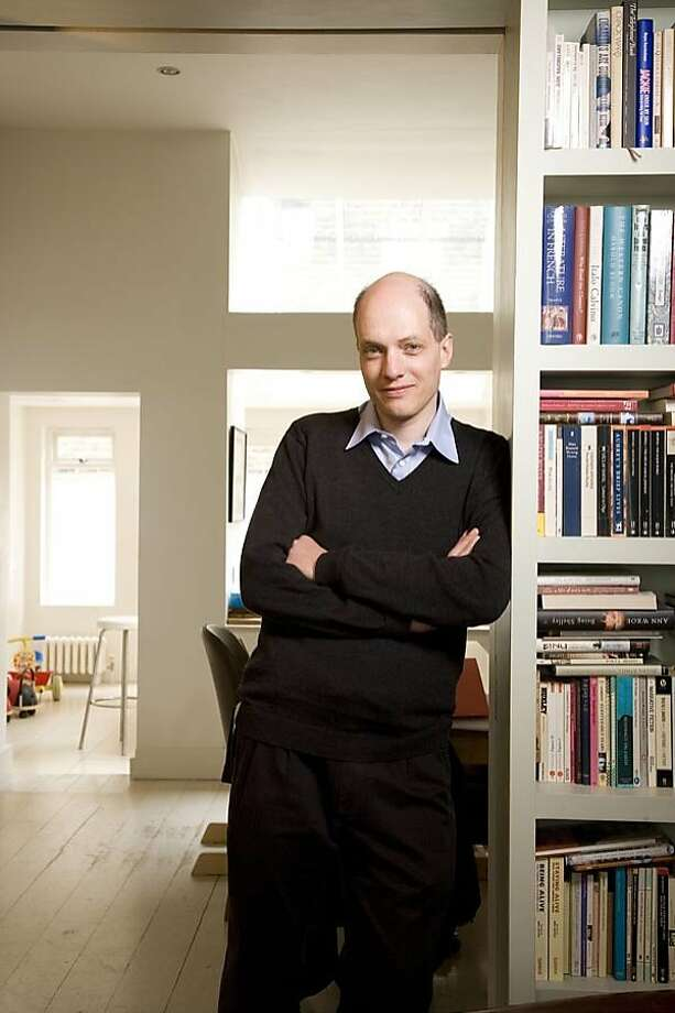 Alain de Botton Photo: Vincent Starr