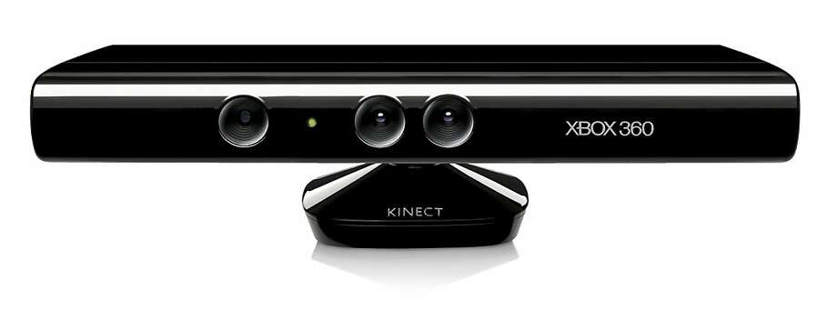 The Kinect is a motion-controlled device that attaches to the Xbox 360 and retails for $99.99 Photo: Microsoft