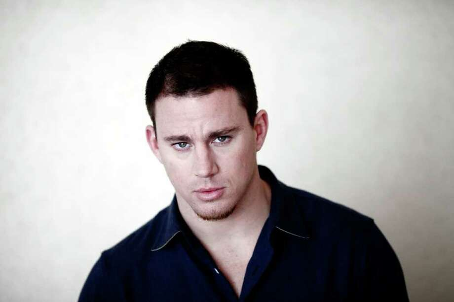 Actor Channing Tatum at the Ritz Carlton in Washington, Feb. 29, 2012. (Luke Sharrett/The New York Times)  Photo: LUKE SHARRETT / NYTNS