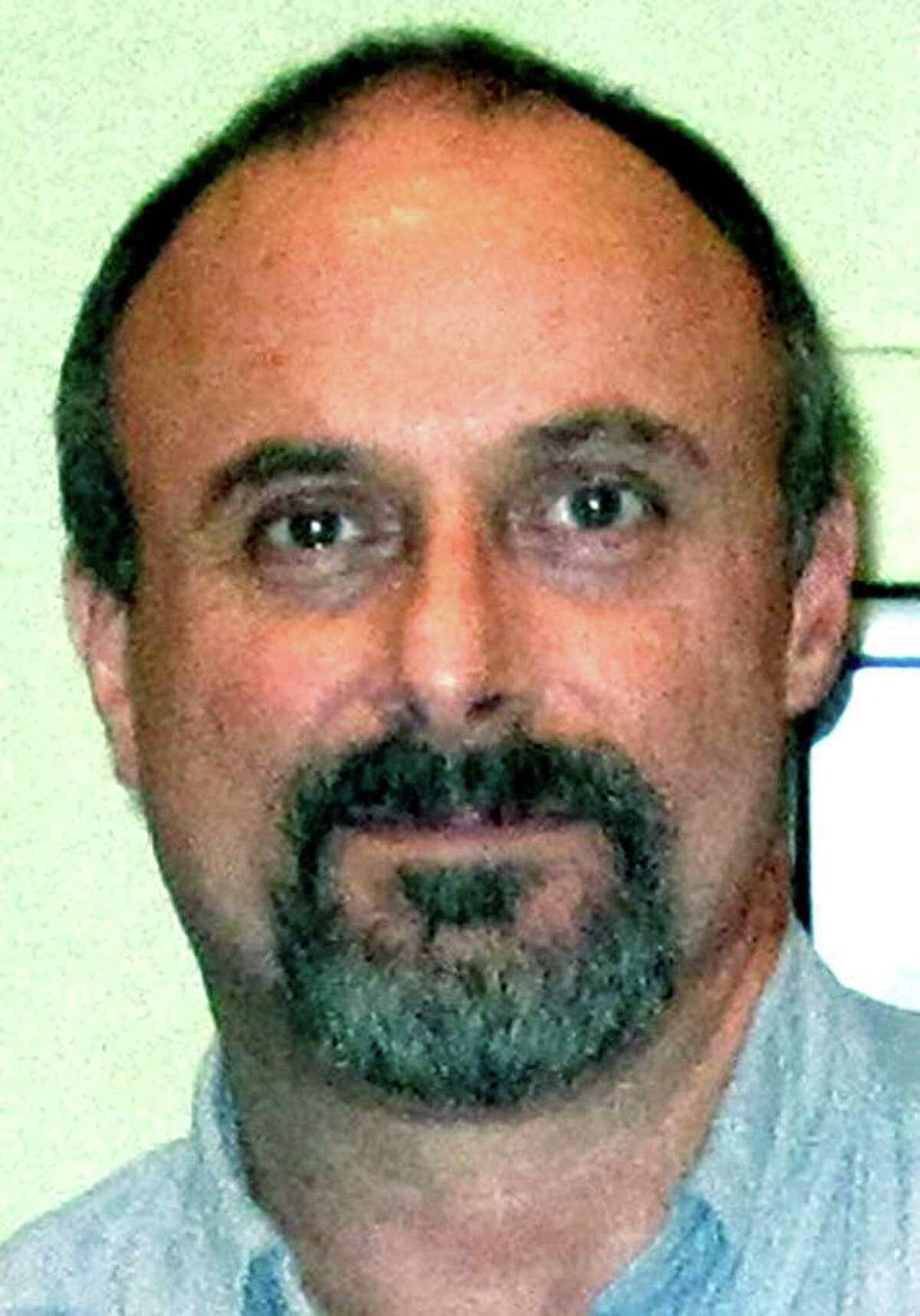 SPECTRUM/New Milford author Ron J. Suresha.