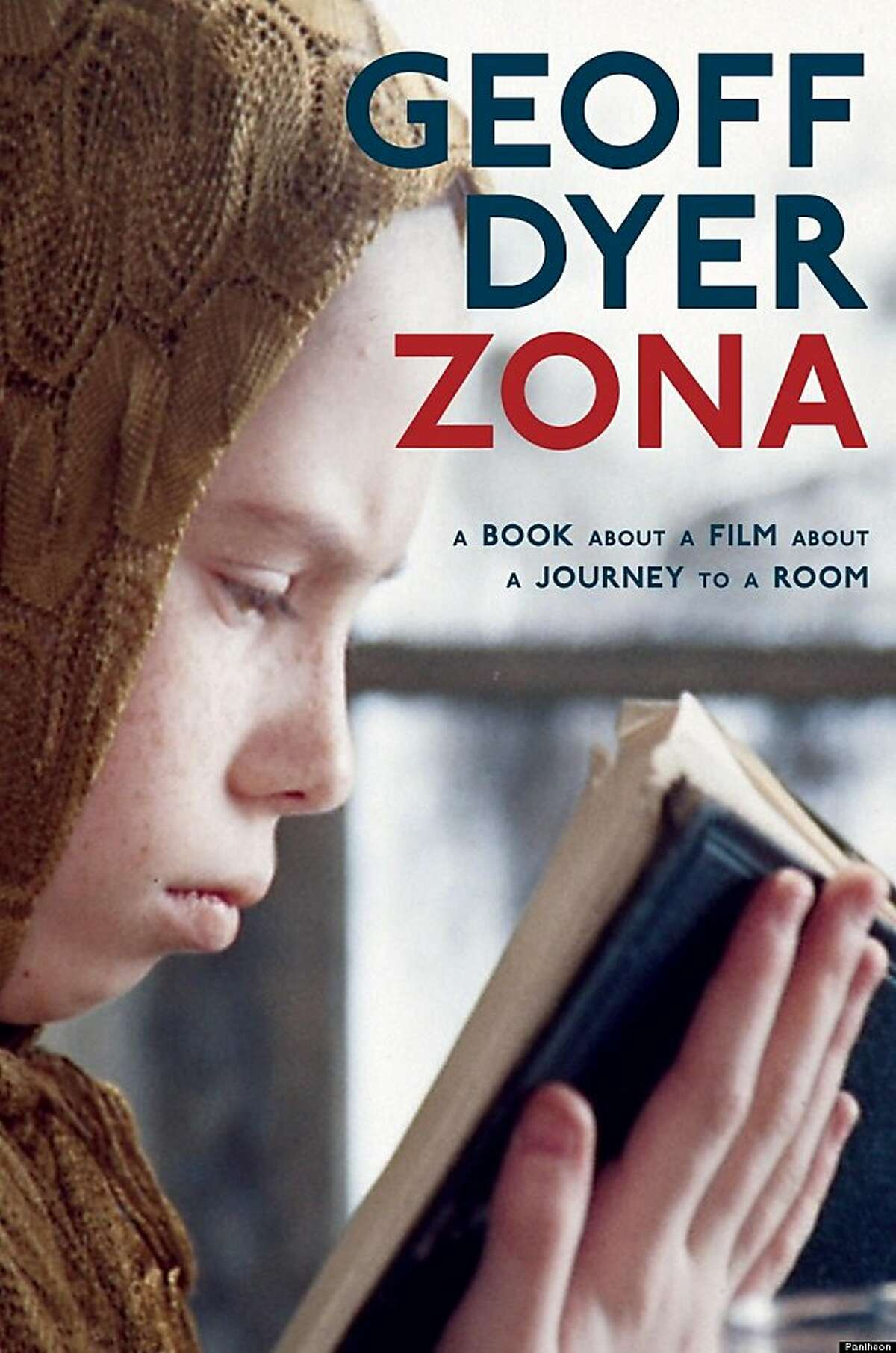 """""""Zona: A Book About a Film About a Journey to a Room"""" By Geoff Dyer"""