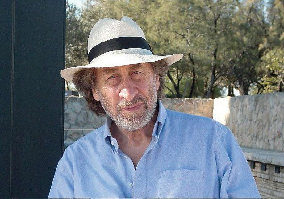 Howard Jacobson Photo: Jenny Jacobson
