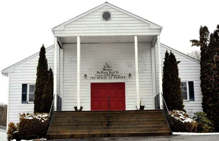 Christian Life Fellowship Church in New Milford was recently purchased by Walnut Hill Community Church located in Bethel. Photographed Thursday, March 1, 2012. Photo: Michael Duffy