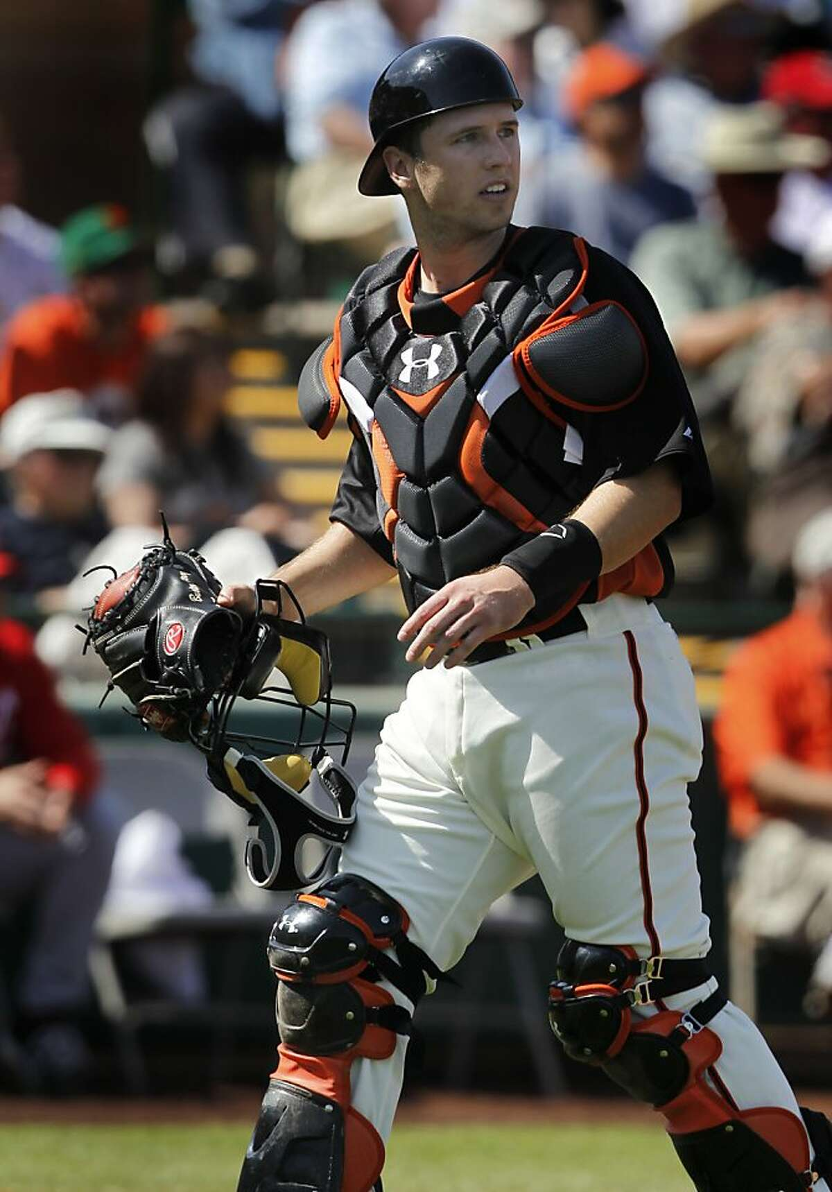Buster Posey to undergo season ending hip surgery on Monday - MLB Daily Dish