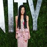 WEST HOLLYWOOD, CA - FEBRUARY 26:  Designer Vera Wang arrives at the 2012 Vanity Fair Oscar Party hosted by Graydon Carter at Sunset Tower on February 26, 2012 in West Hollywood, California.  (Photo by Alberto E. Rodriguez/Getty Images)