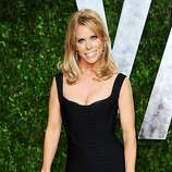 WEST HOLLYWOOD, CA - FEBRUARY 26:  Actress Cheryl Hines arrives at the 2012 Vanity Fair Oscar Party hosted by Graydon Carter at Sunset Tower on February 26, 2012 in West Hollywood, California.  (Photo by Alberto E. Rodriguez/Getty Images)