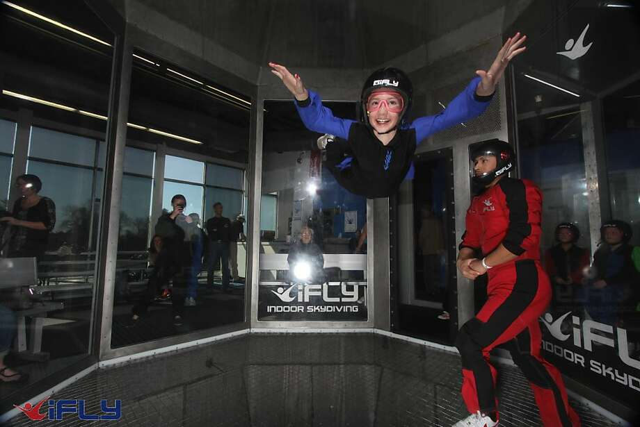 From iFLY Photo: IFLY