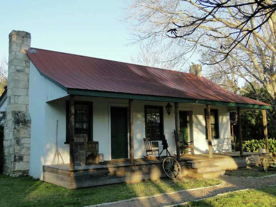 The house Henri Castro, founder of Castroville, built in 1845 is now a bed & breakfast. It is one of about 60 buildings included on the town's walking tour. Photo: Tracy Hobson Lehmann / Tlehmann@express-news.net