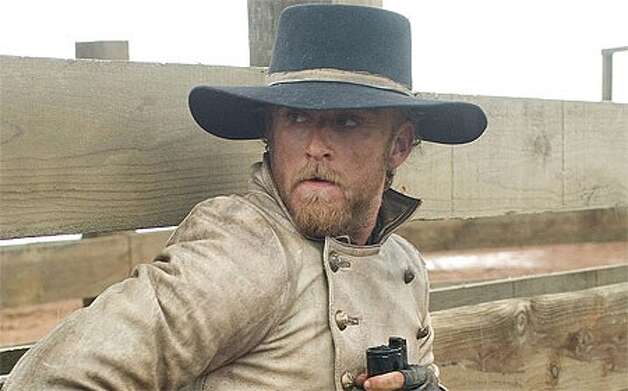"""Ben Foster in """"3:10 to Yuma"""":  Almost stole the movie. (Lionsgate 2007)"""