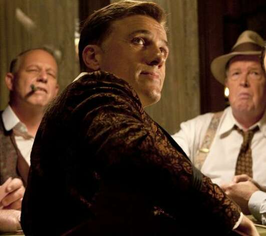 "Christoph Waltz:  Just as great in ""Water for Elephants"" as in ""Inglourious Basterds,"" albeit with a less dazzling script. (David James / Twentieth Century Fox)"