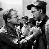 """Cagney in """"White Heat"""":  Evil, nuts and ultimately likable.  What was it about Cagney?"""