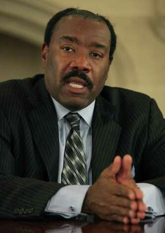 CPS Energy's contract with CEO Doyle Beneby expires in July. The energy utility has not made him an offer. Photo: Bob Owen, San Antonio Express-News / rowen@express-news.net