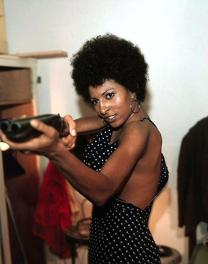 "Pam Grier in ""Coffy"" (1973). Photo: Mgm/ua 1973, MGM/UA 1973"