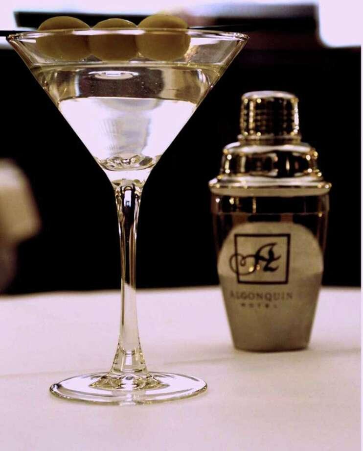 Mad men martini (courtesy)