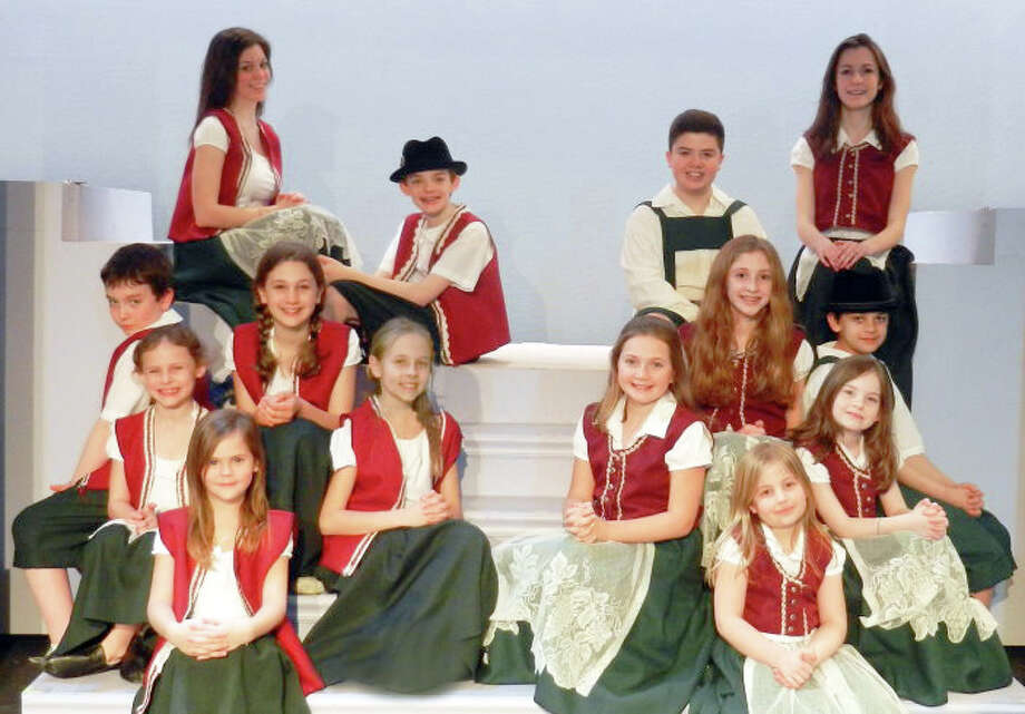 New Canaanites act in 'The Sound of Music' - New Canaan News