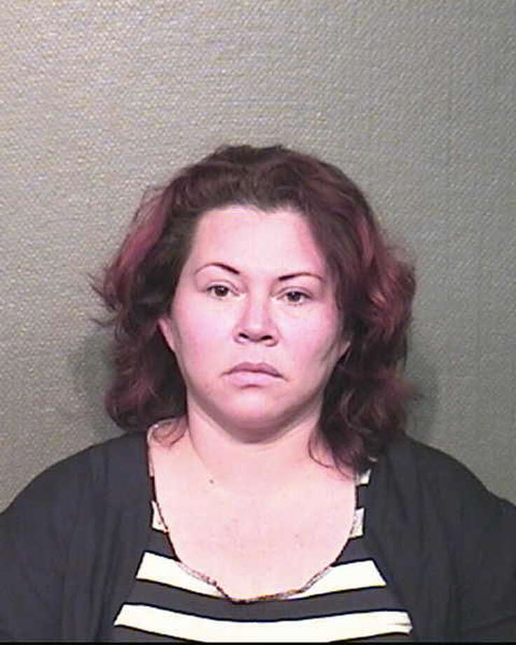 Carolina Interiano-Amaya of Houston is accused of selling fake Louis Vuitton purses. Photo: Handout