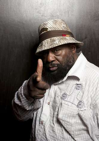 George Clinton Photo: Universal Attractions Agency