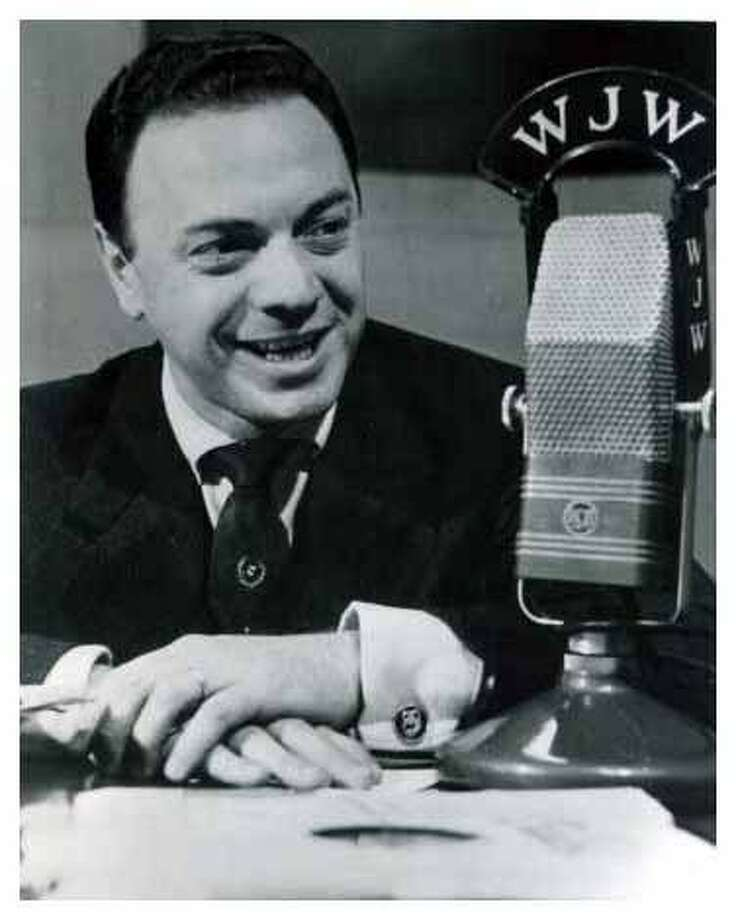 "Radio DJ Alan Freed is the man who coined the term ""rock 'n' roll."" Photo: Wjw"