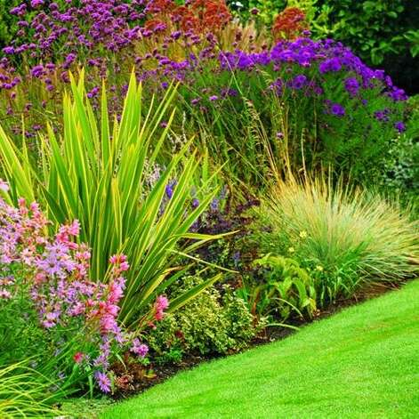 "<b>Create a water-wise garden:</b> Set up a beautiful, easy-care landscape that saves water, too. <b>Read more:</b> <a herf=""http://www.sunset.com/travel/outdoor-adventure/top-10-waterfalls-00400000011551/?xid=sfg-sunset-030112%3C"">Top 10 waterfalls</a> <br style=""clear:both;"" /><a href=""http://www.sunset.com"" target=""_blank"" class=""sunsetlogo""><img src=""http://imgs.sfgate.com/graphics/partners/sunset/sunset_logo.gif"" alt=""Sunset"" border=""0""/></a> Photo: Jim McCausland, Sunset.com"